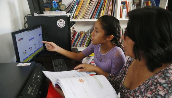 El Minedu es la única institución que puede pronunciarse sobre temas pedagógicos y la calidad de los mismos (Foto: Minedu)