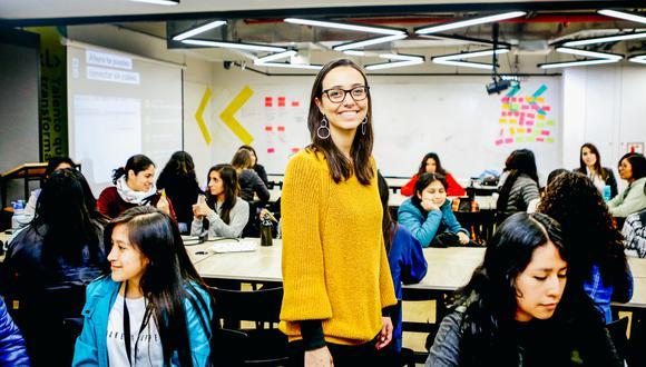 """""""Desde Laboratoria seguiremos trabajando para construir una industria de tecnología competitiva, diversa e inclusiva"""", dice Mariana Costa."""