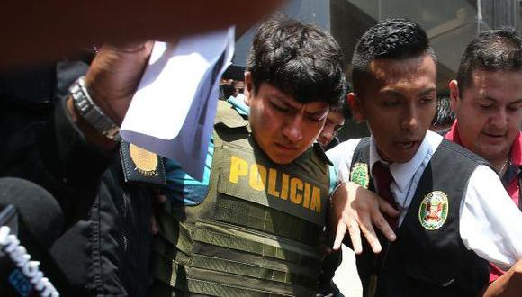 Jhon Pizarro Coronel participó en reconstrucción de violación