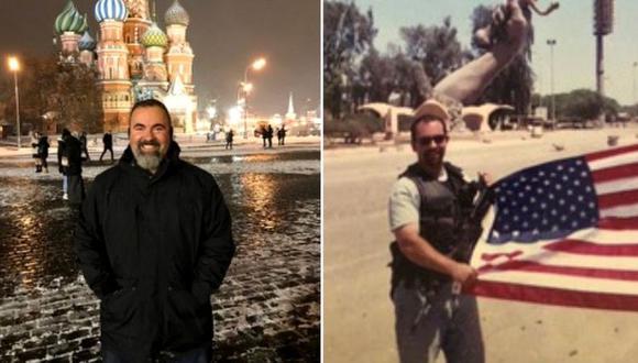 El exagente de la CIA Marc Polymeropoulos dice que comenzó a enfermarse tras su visita a Moscú.