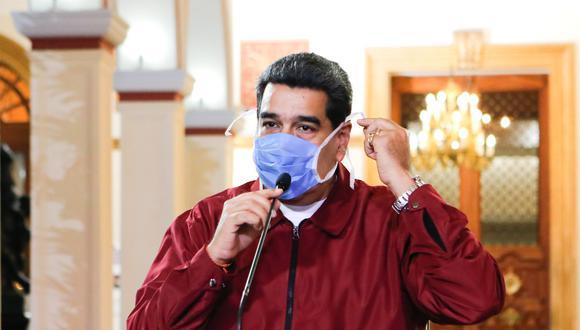Nicolás Maduro ha ordenado cuarentena en Venezuela para frenar el coronavirus. (AFP).