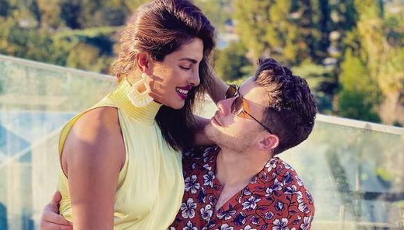 La actriz Priyanka Chopra y el cantante Nick Jonas se mantienen juntos y enamorados. La pareja de esposos comparte en sus redes sociales lo mucho que se admiran y aman. (Foto: Instagram / @nickjonas)
