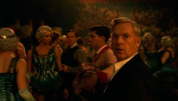 V. A. Vandemere es el personaje que Michael Keaton interpreta en esta película.   Disney