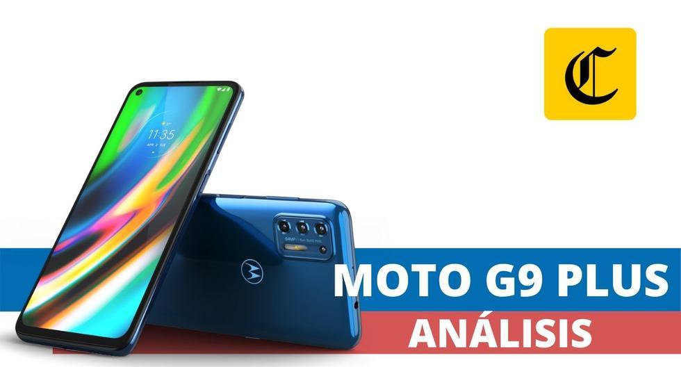 El Moto G9 Plus es el modelo más moderno de este año en la popular familia Moto G de Motorola. Significa una verdadera actualización en estos smartphones de gama media. (El Comercio)