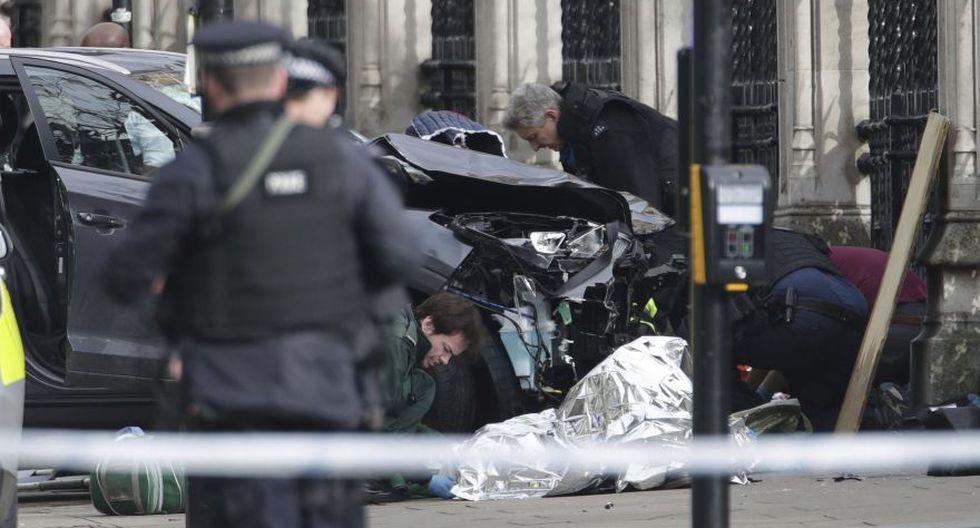 Las fotos del terrorista del atentado en Londres - 7