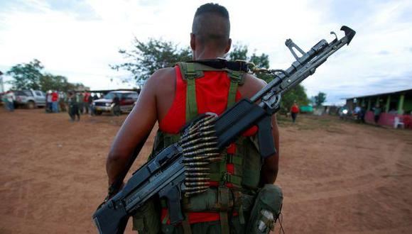 Colombia: FARC inicia entrega de explosivos a la ONU
