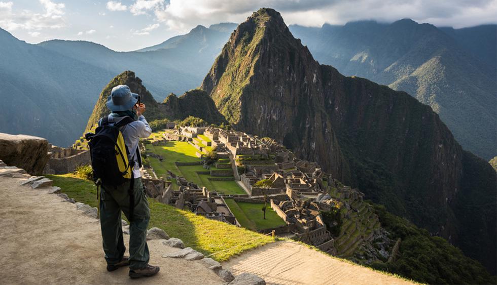 Machu Picchu, Perú. La ciudadela inca es una de las grandes maravillas del mundo. Es Patrimonio de la Humanidad desde 1983, como parte de todo un conjunto cultural y ecológico (Foto: Shutterstock)