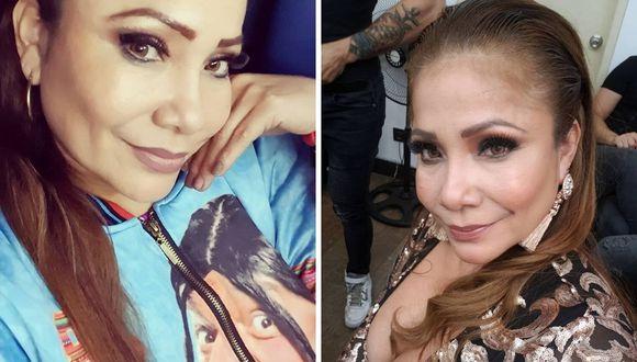 La cantante Marisol solicitó al Gobierno que les permitan trabajar a los músicos con conciertos con menos aforo. (@marisol_y_la_magia_del_norte).