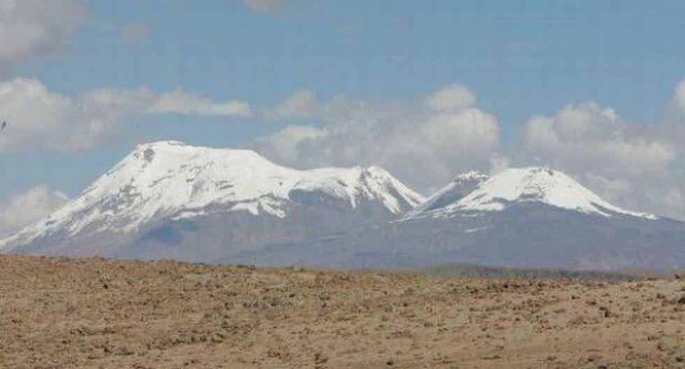 Arequipa: alertan sobre expulsión de ceniza de Volcán Sabancaya