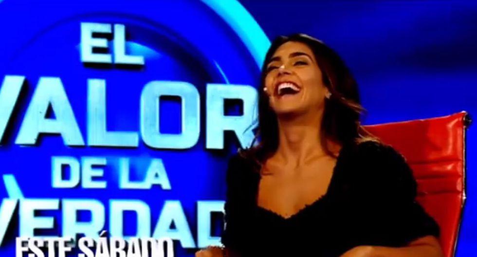 """Vania Bludau se sentará por segunda vez en """"El Valor de la Verdad""""  (Foto: Instagram)"""