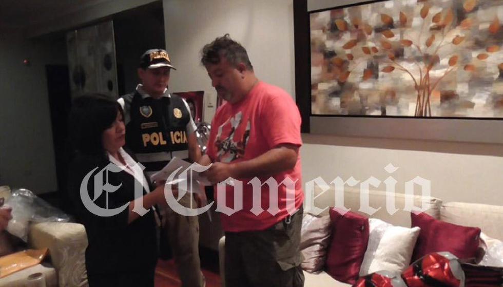 La fiscal Geovana Mori no descartó que se realicen capturas de personas que tengan requisitorias. (Foto: El Comercio)