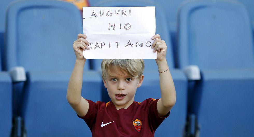 Feliz cumpleaños, Totti. Antes y después de la figura italiana - 14