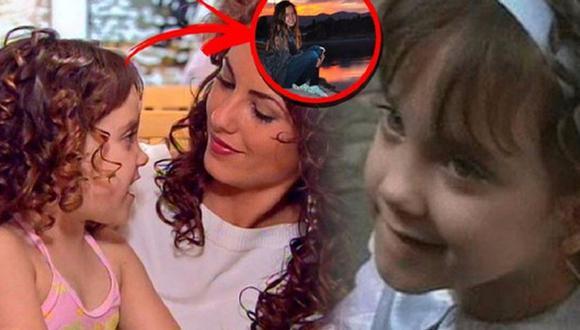 """Dieciséis años después del estreno de """"Rubí"""", ¿qué pasó con la actriz que encarnó a la pequeña Fernanda? (Foto: Televisa)"""