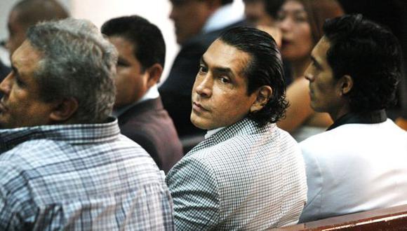 Poder Judicial rechazó hábeas corpus de 'Peter Ferrari'