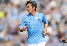Kazu Miura, el futbolista que jugará la liga japonesa a los 53 años