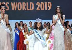 Miss Jamaica se coronó como la nueva Miss Mundo 2019 | FOTOS