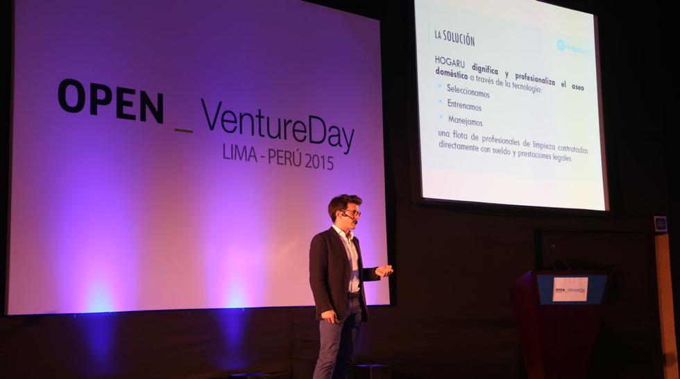 """Conoce a las startups presentadas en el """"Open Venture Day"""" - 8"""