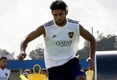 Carlos Zambrano podría debutar en Boca Juniors ante lesión de Lisandro López que lo margina de la Superliga