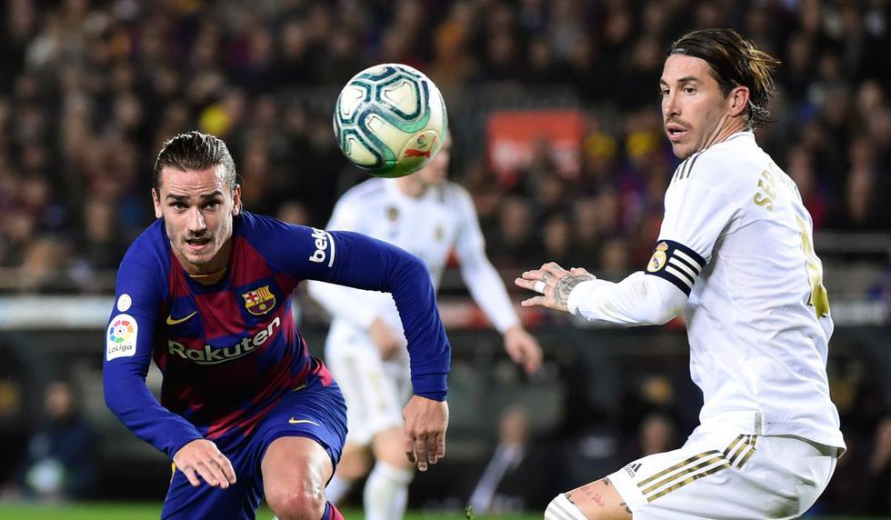 Sergio Ramos llegó a los 65 tantos en LaLiga con el Real Madrid tras anotarle al Eibar el último fin de semana. (Foto: sergioramos.com)