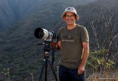 Javier Vallejos: «Después de mi familia, están los osos de anteojos»   ENTREVISTA