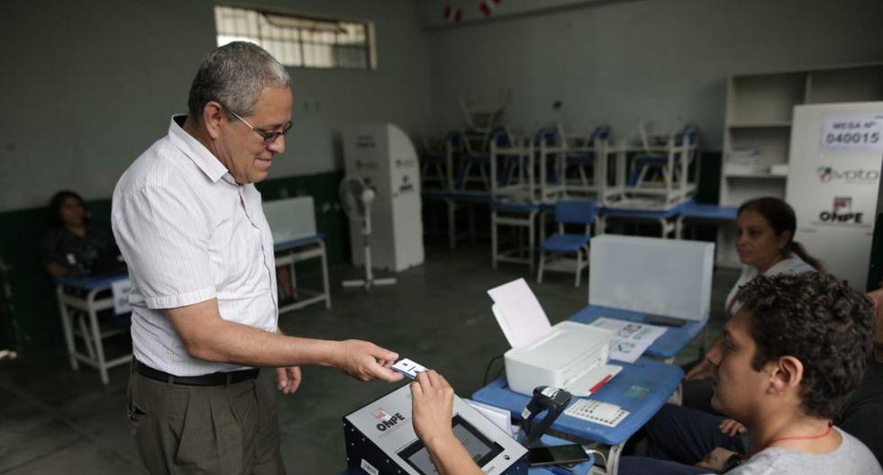 Actualmente, el número de población electoral femenina supera en más de 170 mil electores al de los hombres. (Foto: Anthony Niño de Guzmán)