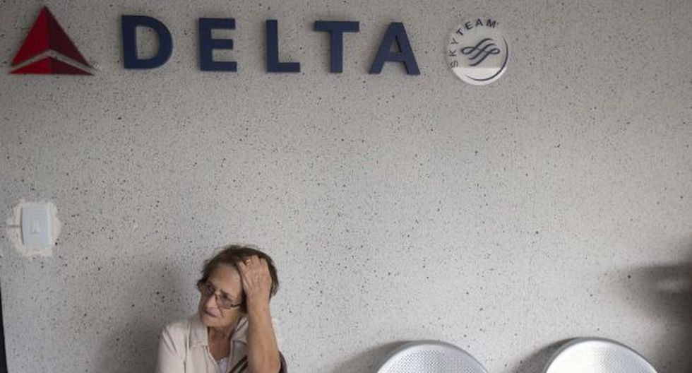 Delta Air Lines recortará el 86% de sus vuelos hacia Venezuela
