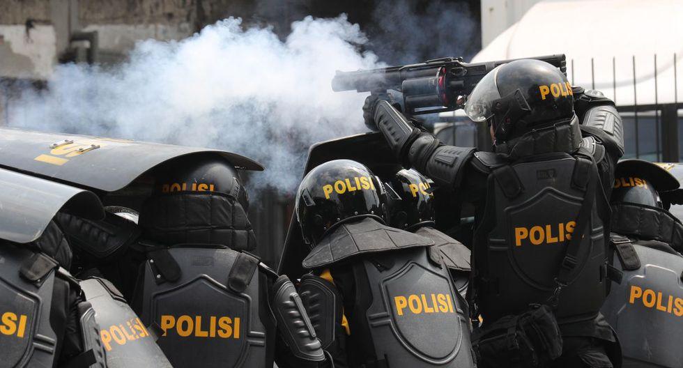 Las seis víctimas mortales perecieron por heridas de bala y objetos contundentes, señaló el jefe de la Policía Nacional, Tito Karnavian. (Foto: EFE)