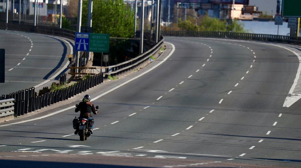Paro general en Argentina contra el ajuste de Mauricio Macri deja a miles sin transporte. (Reuters).