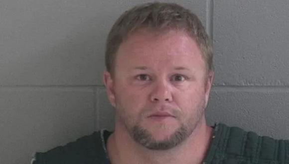Michael Wayne Jones Jr. asesinó a su esposa y sus cuatro hijos en Florida. Estados Unidos.