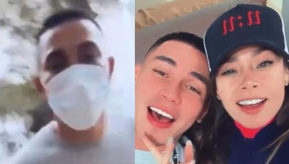 Jossmery Toledo compartió un historial de Instagram junto a su pareja sentimental, donde se logró observar que ambos corren en la calle. (Foto: @jossmerytol)