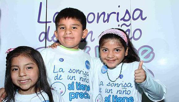 Anuncian campaña de ayuda para niños con labio leporino