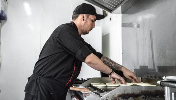 """Las """"cocinas fantasma"""" solo existen en el mundo digital, no tienen """"fachada"""" física para el cliente. (Foto: Rappi)"""