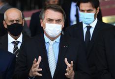 Bolsonaro indignado por senador que lo grabó y divulgó conversación sobre la pandemia