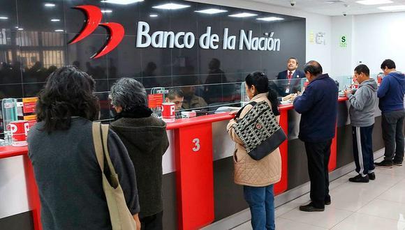 El Banco de la Nación podrá abrir la cuenta sin la necesidad de la celebración previa de un contrato y aceptación del titular (Foto: Difusión)