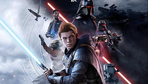 Star Wars: Jedi Fallen Order sale a la venta el próximo 15 de noviembre. (Captura de pantalla)
