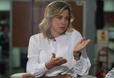 Mabel Huertas denunció en Twitter que fue acosada por trabajador de delivery