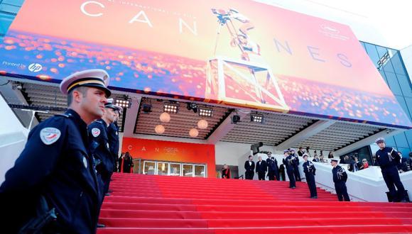 El Festival de Cannes celebrará su 74 edición entre el 6 y el 17 de julio. (Foto: SEBASTIEN NOGIER/EFE)