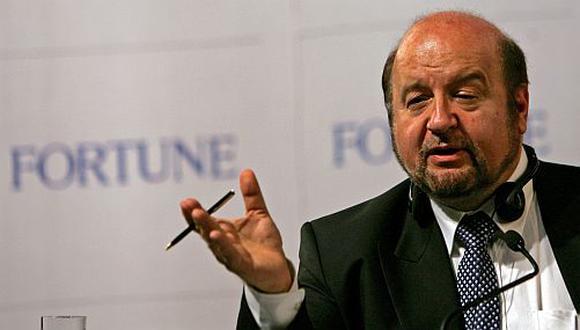 """Hernando de Soto señala que """"el origen de la miseria no es el capital, sino su carencia"""". (Foto: Archivo El Comercio)"""