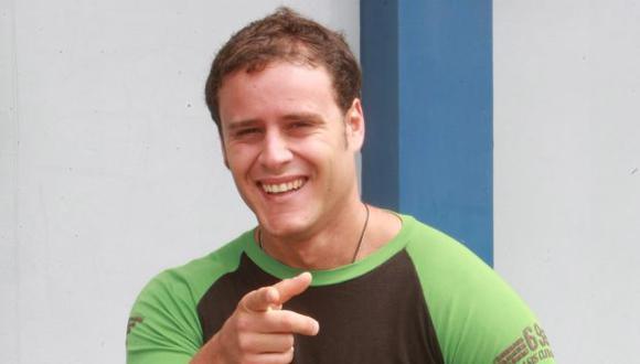 """Michael Finseth, actor que dio vida a 'Memo' en """"1000 oficios"""". (Foto: USI)"""