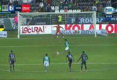 León vs. Querétaro: Ángel Mena estableció el 1-1 a través de la vía de penal   VIDEO