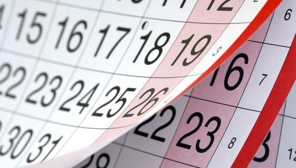 En los feriados calendario, los trabajadores, tanto del sector público como privado, no trabajan; si lo hacen, reciben una remuneración especial (Foto: Twitter)