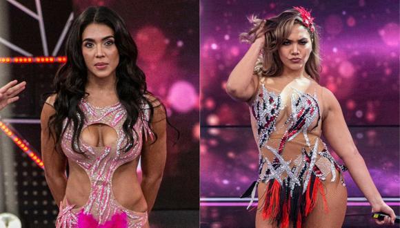 """Vania Bludau se pronunció sobre competencia con Isabel Acevedo en """"Reinas del show"""". (Foto: GV Producciones)"""