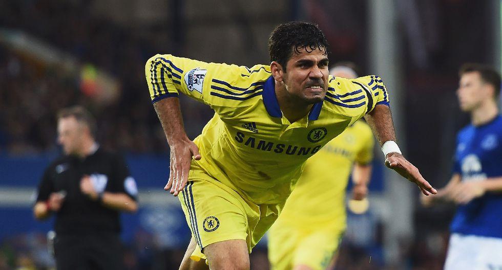 Costa se burló, peleó y anotó dos goles en triunfo de Chelsea - 2