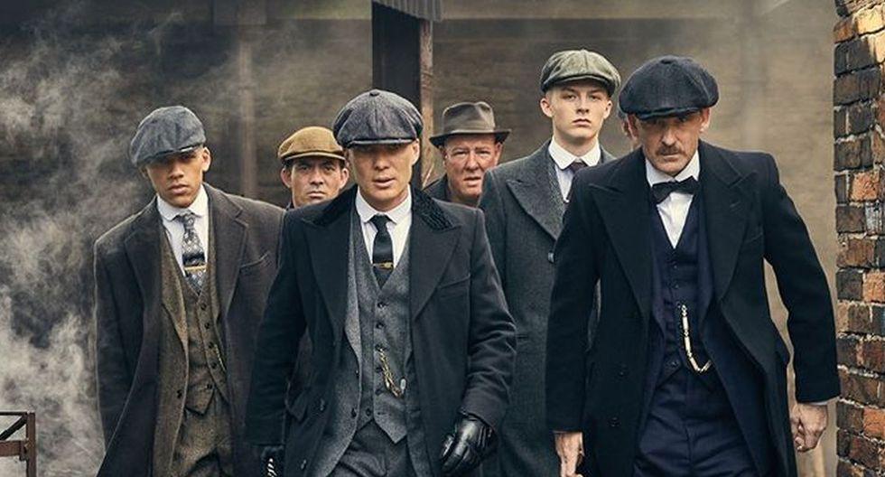"""Steven Knight, creador de la serie, ha dicho que """"Peaky Blinders"""" tendrá siete temporadas. (Foto: Difusión)"""
