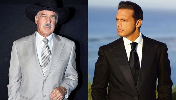 Andrés García respondió si él era el verdadero padre de Luis Miguel (Foto: Televisa)