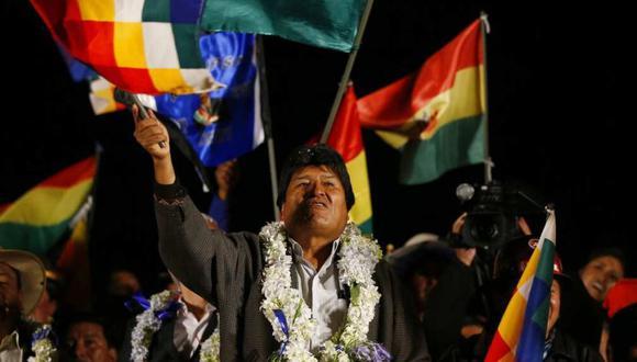 La crisis en Bolivia se agravó desde que este pasado domingo Evo Morales anunció su renuncia a la Presidencia, con una ola de saqueos, incendios y otros disturbios en buena parte del país. (Foto: AFP)