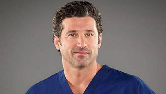 """Derek Shepherden es uno de los personajes más queridos de la serie """"Grey's Anatomy"""" (Foto: ABC)"""