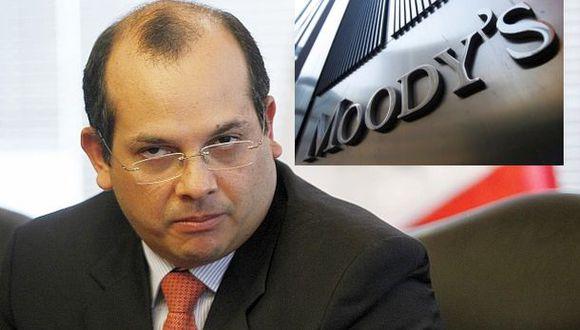"""""""Con nuevo grado de Moody's se reconoce reformas del Gobierno"""""""