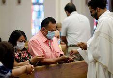 Contagiado de Covid-19 asistió a una iglesia de Ohio e infectó a casi 100 personas