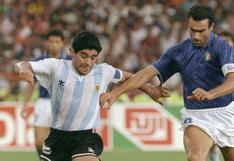 """Argentina vs. Italia: el partido del """"campeón de campeones"""" que recordará a los dos grandes amores de Maradona"""